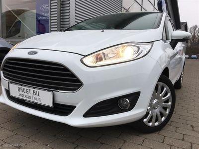 käytetty Ford Fiesta 1,0 EcoBoost Titanium Start/Stop 100HK 5d