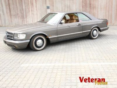 brugt Mercedes 380 Mercedes-Benz 380SEC