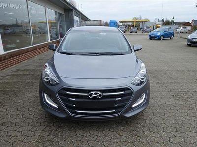 brugt Hyundai i30 1,6 GDI Active Plus ISG 135HK 5d 6g