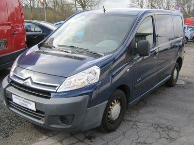 gebraucht Citroën Jumpy 2,0 HDi 120 L1H1 N1