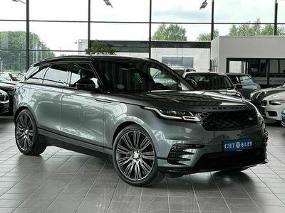 brugt Land Rover Range Rover Velar 3,0 D300 R-Dynamic HSE aut. Van