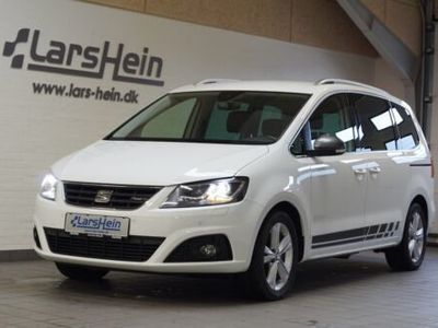 brugt Seat Alhambra TDi 150 Style Advanced 4x4