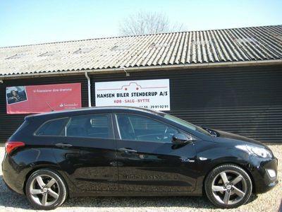 brugt Hyundai i30 1,6 CRDi 110 XTR CW Eco