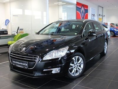 brugt Peugeot 508 SW 2,0 HDI Active 140HK Stc 6g