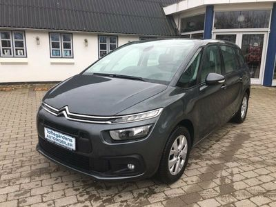 brugt Citroën Grand C4 Picasso 1,6 BlueHDi 120 Iconic Limited