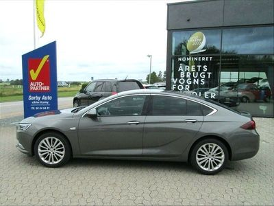 brugt Opel Insignia T 165 Innovation GS aut.
