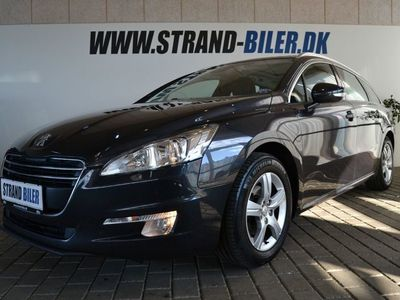 brugt Peugeot 508 2,0 HDi 140 Active SW