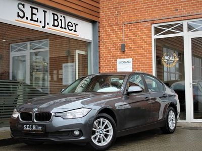 brugt BMW 320 d 2,0 190HK aut 4d