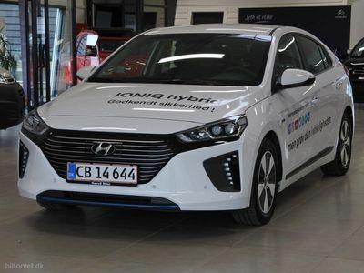 used Hyundai Ioniq 1,6 PHEV Premium DCT 141HK 5d 6g Aut.