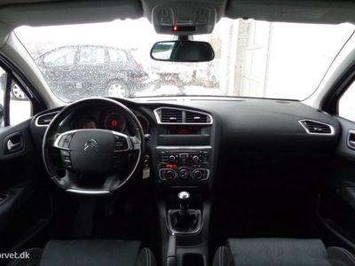 brugt Citroën C4 1,6 HDI Seduction 112HK 5d 6g