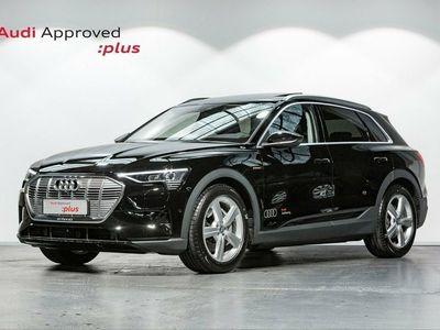 brugt Audi E-Tron - 55 quattro