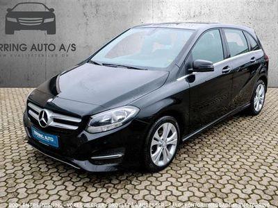 brugt Mercedes B180 1,5 CDI 109HK 6g