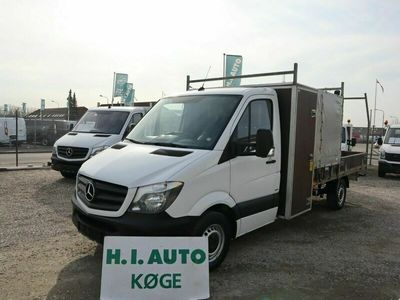 brugt Mercedes Sprinter 316 2,2 CDi R3 Chassis