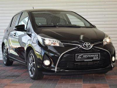 usata Toyota Yaris 1,3 VVT-I Lounge Edition 100HK 5d 6g