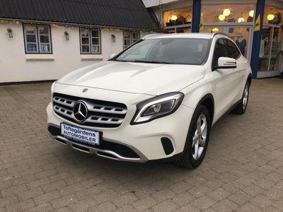 used Mercedes GLA200 1,6 aut.