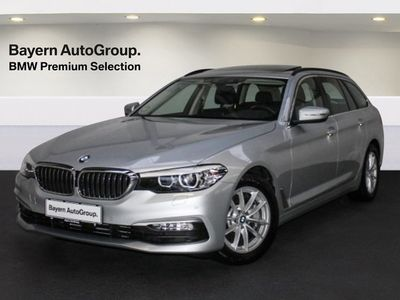 second-hand BMW 530 d 3,0 Touring aut.