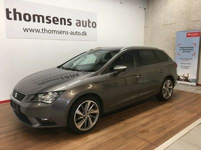 brugt Seat Leon ST 1,6 TDi 105 Style
