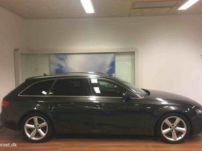 brugt Audi A4 Avant 2,0 TDI DPF Multitr. 143HK Stc Trinl. Gear