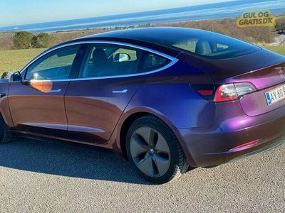 brugt Tesla Model 3 tesla model 3