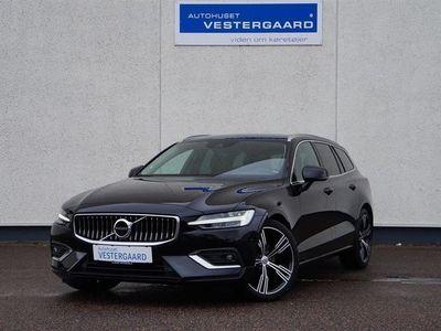 usado Volvo V60 2,0 D4 Inscription 190HK Stc 8g Aut.