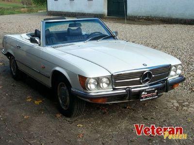 brugt Mercedes SL450 aut.