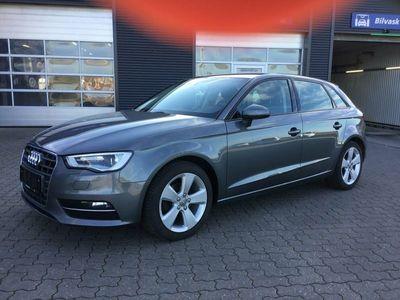usata Audi A3 Sportback 1,6 TDi Ambition