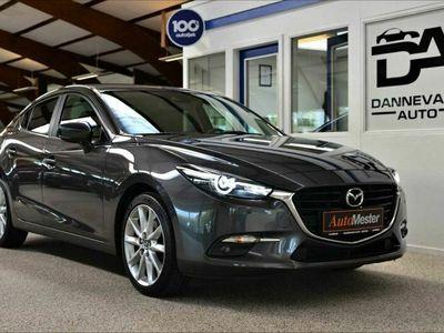 brugt Mazda 3 Sky-G 120 Optimum aut.
