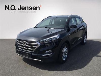 brugt Hyundai Tucson 2,0 CRDi Trend 136HK 5d 6g