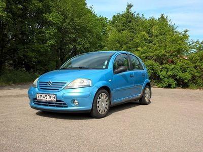 brugt Citroën C3 1,6 I 16V 109HK 5d