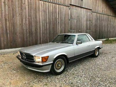 brugt Mercedes 450 SLC 5,0 AMG
