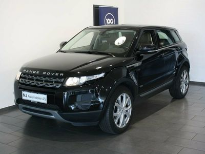 brugt Land Rover Range Rover evoque 2,2 TD4 Pure