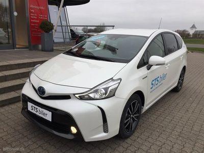 brugt Toyota Prius+ 1.8 Hybrid H3