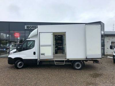 brugt Iveco Daily 3,0 35S17 Alukasse AG8