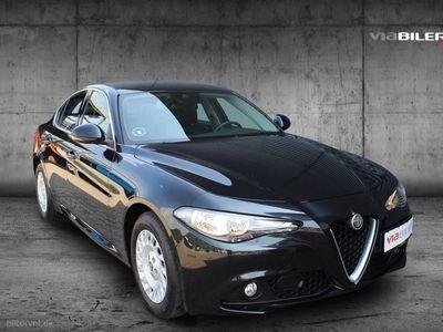 gebraucht Alfa Romeo Giulia 2,2 D Super 180HK 8g Aut.