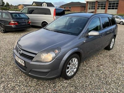 brugt Opel Astra Wagon 1,8 16V Enjoy 125HK Stc Aut.