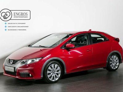 käytetty Honda Civic 1,8 i-VTEC Sport