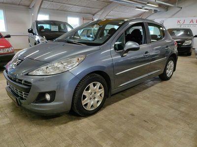 begagnad Peugeot 207 1,4 HDi 70 Comfort+