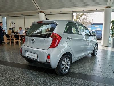 brugt Kia Picanto 0 MPI Style Plus Limited 66HK 5d