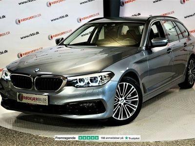 brugt BMW 525 d 2,0 Touring Sport Line aut.