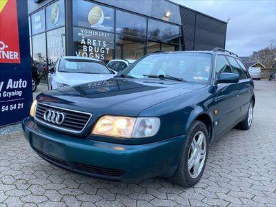 brugt Audi A6 174 Avant aut.
