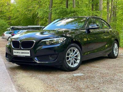 brugt BMW 220 i 2,0 Coupé aut.