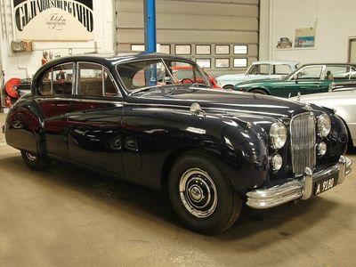 brugt Jaguar MK II 3.4