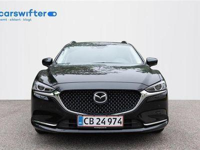 brugt Mazda 6 2,2 Skyactiv-D Optimum 184HK Stc 6g Aut.