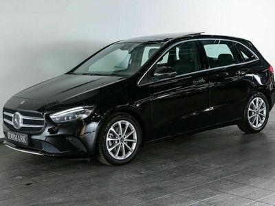 brugt Mercedes B200 d 2,0 Progressive aut.