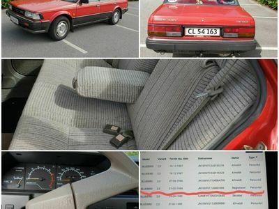 brugt Nissan Bluebird 2,0 SGL