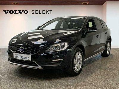 brugt Volvo V60 CC 2,0 D4 Momentum 190HK Stc 6g