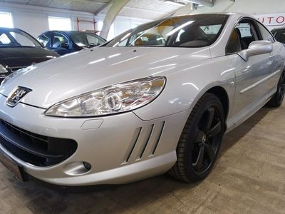 used Peugeot 407 Coupe 2,2