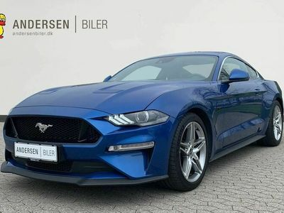 brugt Ford Mustang GT 5,0 Ti-VCT 450HK 2d 6g
