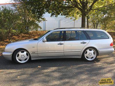 brugt Mercedes E420