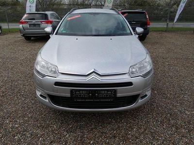 brugt Citroën C5 HDI 110 tourer 110HK Stc
